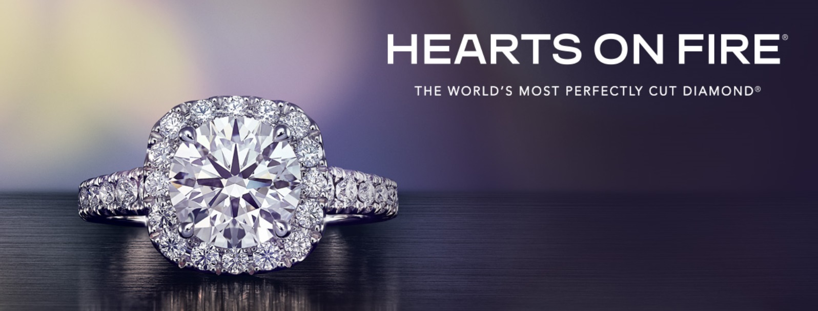 hearts on fire acclaim diamond engagement ring in cleveland ohio